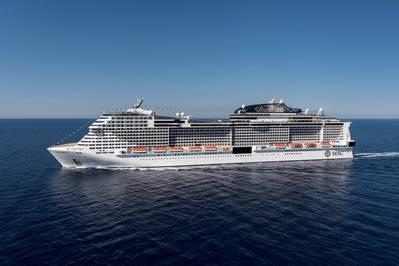(图片:MSC Cruises)