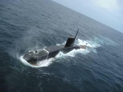 (档案照片:印度海军)