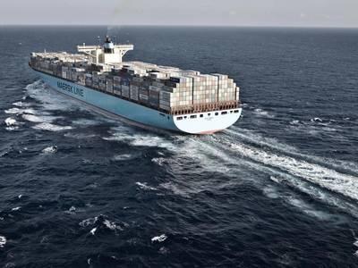 (照片:AP Moller-Maersk)
