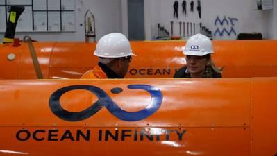(照片:Ocean Infinity)
