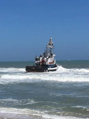 (Фото Береговой охраны США, Тодд М. Вардвелл)