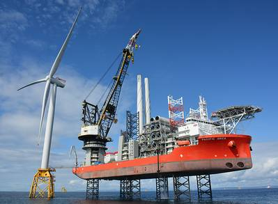 (Фото: Beatrice Offshore Windfarm Ltd.)