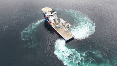 (الصورة: توباز للطاقة والبحرية)