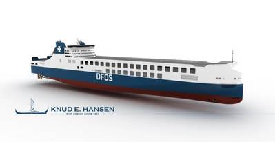(الصورة: Knud E. Hansen / DFDS)
