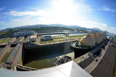 (صورة الملف: هيئة قناة بنما)
