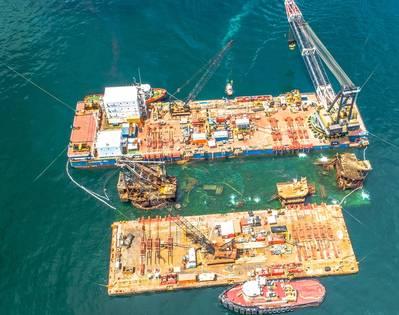 (फोटो: समुद्री समूह को हल करें)