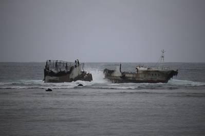(Foto: Foto da Guarda Costeira dos EUA por John Ng)