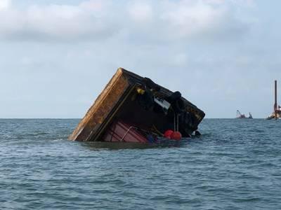 (Foto de la Guardia Costera de los Estados Unidos