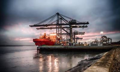 (Foto: DP World London Gateway)