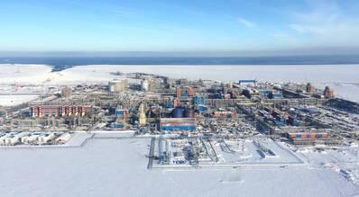 (Foto: Yamal LNG)