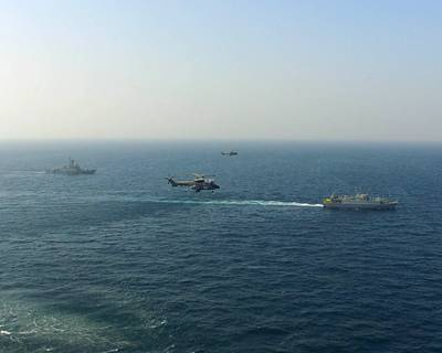 (Foto de arquivo: Royal Navy Navy Forces)