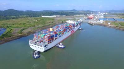 (Foto mit freundlicher Genehmigung der Panama Canal Authority)