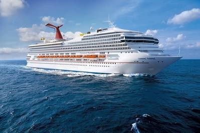 (Imagem: Carnival Cruise Line)
