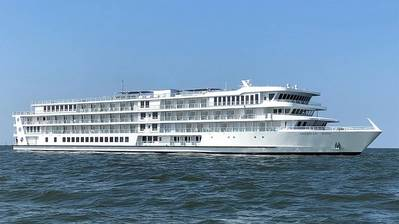 American Song regresa de Sea Trails (Foto: American Cruise Lines)