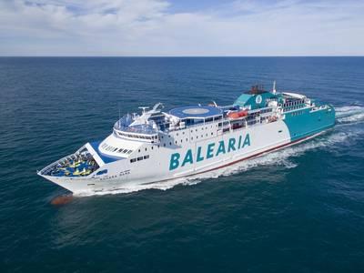 Bahama Mama. Foto: Baleària