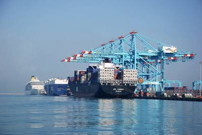 Bild: APM Terminals Bahrain