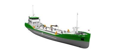 Bild: Copyright Asahi Tanker Co. Ltd. und Exeno-Yamamizu Corp.