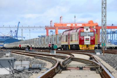 Bild: Kenia-Hafenbehörde