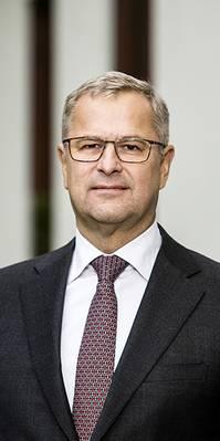 Chefe Executivo da Maersk Soren Skou (CREDIT: Maersk)