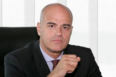 Claudio Descalzi (Φωτογραφία: Eni)