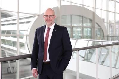 Claus Ulrich Selbach, Geschäftsbereichsleiter - Maritime und Technologiemessen. (Foto: SMM)