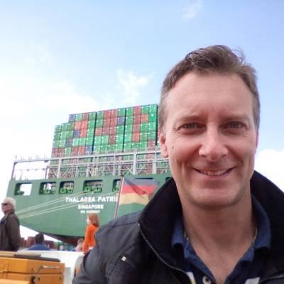 Craig Carter, Direktor für Marketing und Kundendienst von Thordon Bearings
