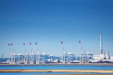 Der Hafen von La Havre (KREDIT: Adobestock / © Sergey Novikov)
