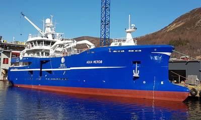 Foto: DESS Aquaculture Shipping