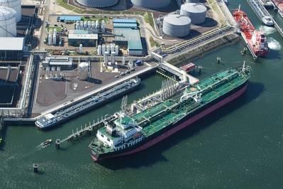 Foto: Hafen von Rotterdam Behörde