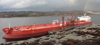 Foto del archivo: Nordic American Tankers Limited