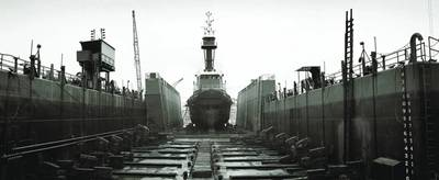 Foto mit freundlicher Genehmigung von Caddell Dry Dock & Repair Co