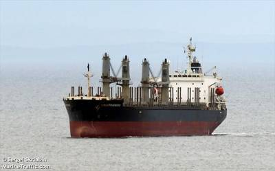 Genco已将1999年建成的Genco Progress作为其机队更新计划的一部分出售(©Sergei Skriabin / MarineTraffic.com)