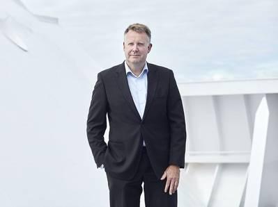Henrik Holck (Foto: DFDS)