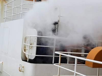 Image بإذن من حرس السواحل الأمريكي