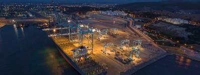 Izmir. Bild: APM Terminals