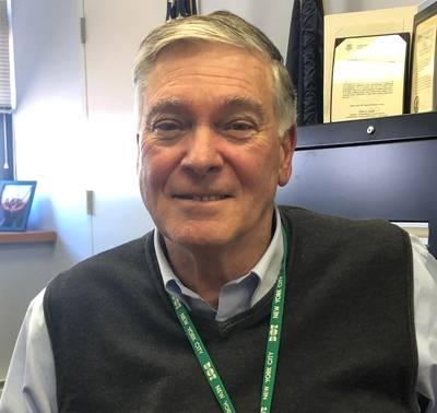 James C. DeSimone, Comisionado Adjunto, División de Ferry, Departamento de Transporte de la Ciudad de Nueva York. Foto: Greg Trauthwein