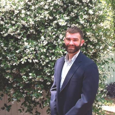 Ο κ. John Tomlinson, διευθυντής επιχειρήσεων στο P & L