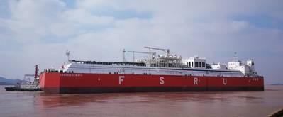 Karunia Dewata FSRU (Foto: Registro de Lloyd)
