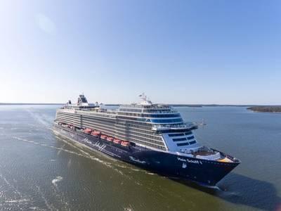 Mein Schiff 1(写真:Meyer Turku)