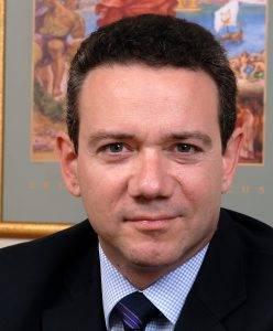 Nikos Gazelidis es el director global de envíos de ATPI Griffinstone