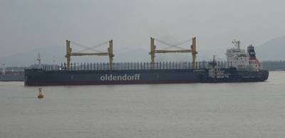 Pic: Oldendorff Carriers