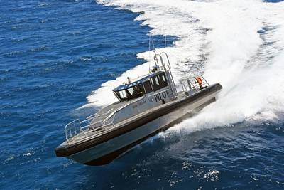 45 Piloto Desafiante (Foto: Metal Shark)