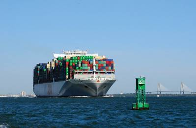 Quelle: Hafenbehörde von South Carolina.
