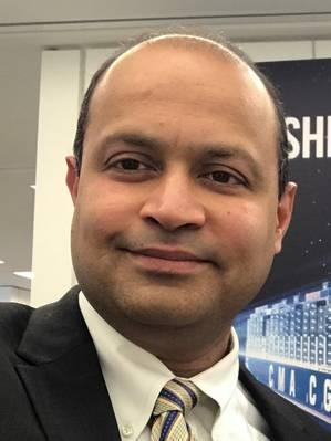 Rajesh Krishnamurthy (Foto: CMA GCM)