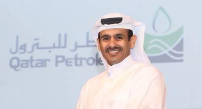 Saad Sherida Al-Kaabi。写真:カタール石油