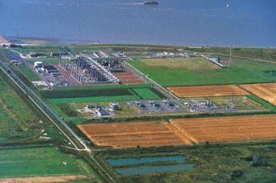 Terminal Emden (Foto: Gassco)