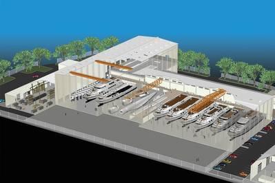 Vigor selecciona el sitio de Vancouver, Washington, para una instalación de fabricación de aluminio completamente moderna. Representación cortesía de VIGOR