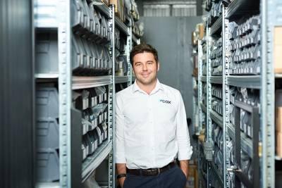 oel Reid, weltweiter Vertriebsleiter, COX Powertrain