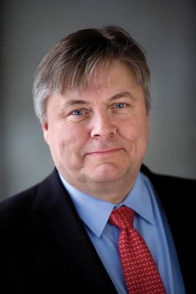 DNV CEO Henrik O. Madsen