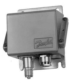 Danfoss KPS Pressure and Temperature Switches
